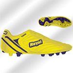 Royal Tiger c.sárga gumis futballcipő