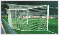 Futball kapuháló 7.12x2.44m mélyített