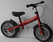 Tanuló kerékpár SPARTAN RED