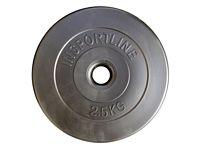 Cementes inSPORTline súlyzótárcsa 2,5 kg