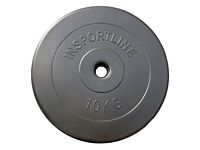 Cementes inSPORTline súlytárcsa 10 kg