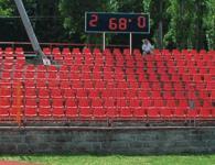 Futball Derby 9 RC eredményjelző