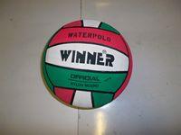 Winner  Hungary verseny vizilabda gumi anyagból.