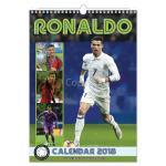 Ronaldo falinaptár 2018