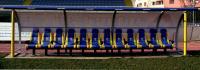Cserepad Serie 12 székes