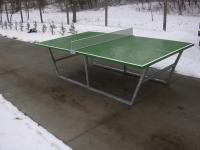 Kültéri letelepíthető pingpong asztal