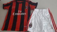 AC Milan  2017/18-as mezgarnitúra Bacca