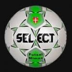 Select Mimas 3 junior futsal labda
