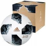 FIFA VB 2018 adidas meccslabda (Top Replika), díszdobozban