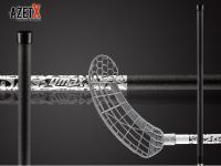 Floorball készlet AZET-X QMAX 360749