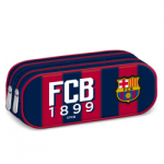 Barcelona dupla cipzáras tolltartó