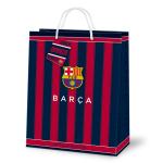 Barcelona közepes díszzacskó