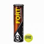 Dunlop Fort 4 db-os cső teniszlabda