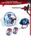Fejvédő szett SPIDERMAN 521