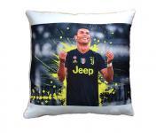 Juventus - Ronaldo párna2