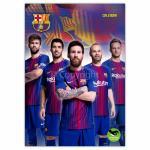 Képes falinaptár Barcelona FC 2018