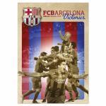 Képes falinaptár Barcelona Victories 2018