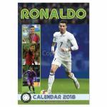 Képes falinaptár Cristiano Ronaldo 2018