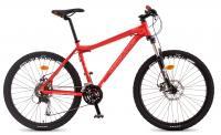 KRP WOODLANDS PRO 26 MTB 2.0 27S 20 PIROS Kerékpár