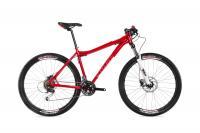 KRP WOODLANDS PRO 27,5 MTB 2.0 24S MEDIUM PIROS Kerékpár