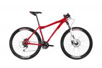 KRP WOODLANDS PRO 27,5 MTB 3.0 27S MEDIUM PIROS Kerékpár