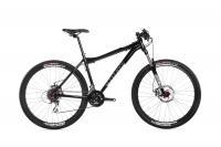 KRP WOODLANDS PRO 27,5 MTB 3.0 27S SMALL FEKETE Kerékpár