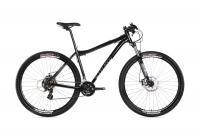 KRP WOODLANDS PRO 29 MTB 2.0 24S SMALL FEKETE Kerékpár