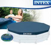 Medence takaró 457 cm INTEX 28032