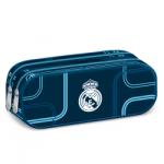 Real Madrid dupla cipzáras tolltartó