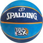 Spalding NBA 3x Rubber kosárlabda