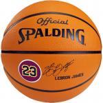 Spalding Playerball LeBron James kosárlabda