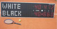Tenisz eredményjelző