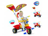Tricikli SMART BABY FRESH 3 in1
