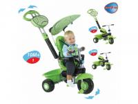 Tricikli SMART BABY SPORT 3in1