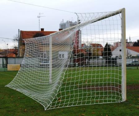 Futball kapuháló 732x244 cm   5 mm vastag