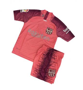 Barcelona 2018/19 mezgarnitúra Messi felirattal