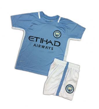 Manchester City 2018/19 mezgarnitúra De Bruyne felirattal