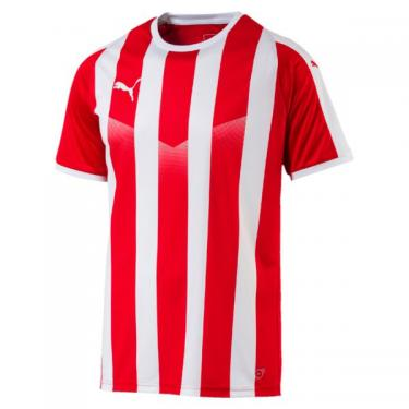 Puma LIGA Jersey Striped mez - Sportvilág - addel.hu piactér 605a492563