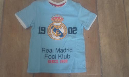 Real Madrid gyerek póló - Sportvilág - addel.hu piactér 10a42081ee