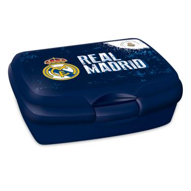 Real Madrid uzsonnás doboz