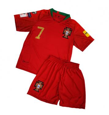 Ronaldo portugál 2018 VB gyermek mezgarnitúra - Sportvilág - addel ... 35abf6c211