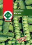 Zöldborsó Korvin 500g