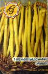 Sárgahüvelyű bokorbab - Minidor