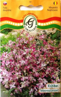 Estike lilásrózsaszín