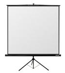 Reflecta Crystal-Line Tripod 125x125cm vászon
