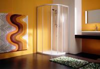 AQUADOOR Raffaello zuhanykabin 80x80 üveg