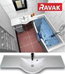 RAVAK UNITY120x32 MOSDÓ