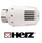 HERZ-termosztatikus fejek M 28 x 1,5 csatlakozással