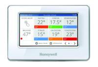 Honeywell evohome Wi-Fi zónamenedzser