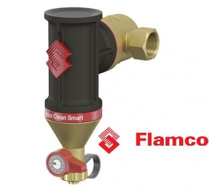 """FLAMCO CLEAN SMART 3/4"""" Mágneses iszapleválasztó"""